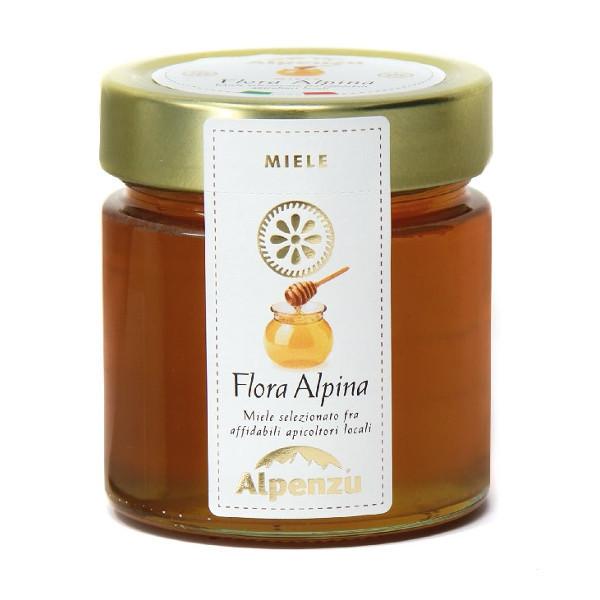 Foto Miele di Flora Alpina Alpenzu