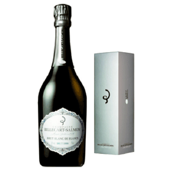 Foto Champagne Brut Blanc de Blancs 1999 Astuccio Billecart-Salmon