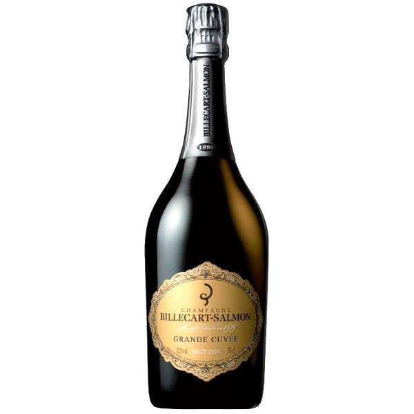 Foto Champagne Grande Cuvée Brut 1998 Cassetta Legno Billecart-Salmon