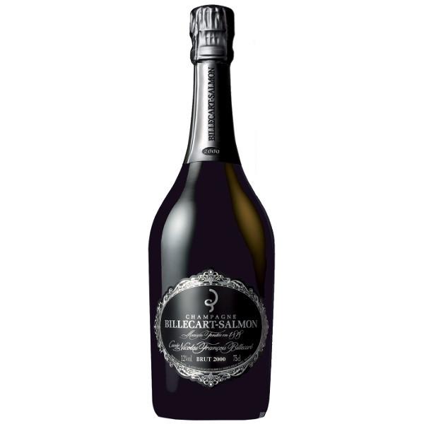 Champagne Cuvee Nicolas Francois Billecart Brut 2000