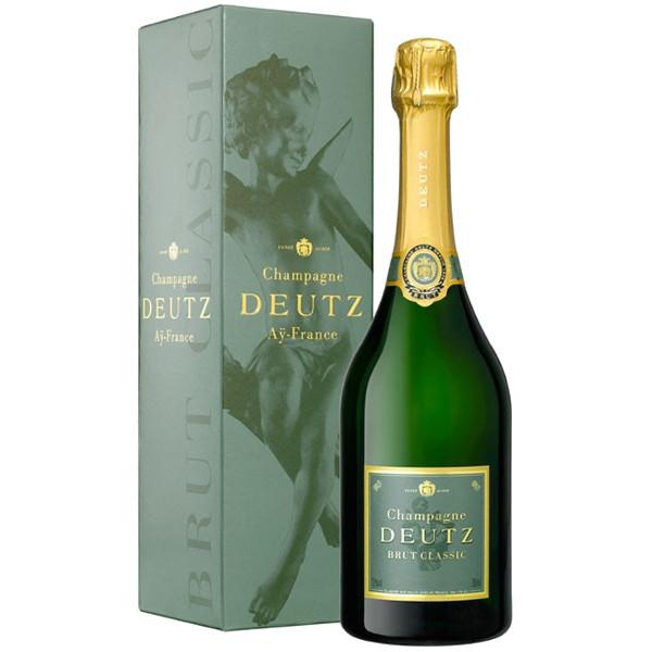 Foto Champagne Brut Classic Astuccio Deutz