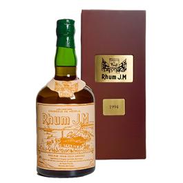 Rum J.M 1995 Astuccio Legno JM Crassous de Médeuil