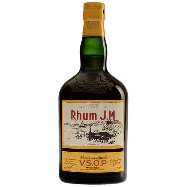Rum J.M V.S.O.P Astuccio JM Crassous de Médeuil