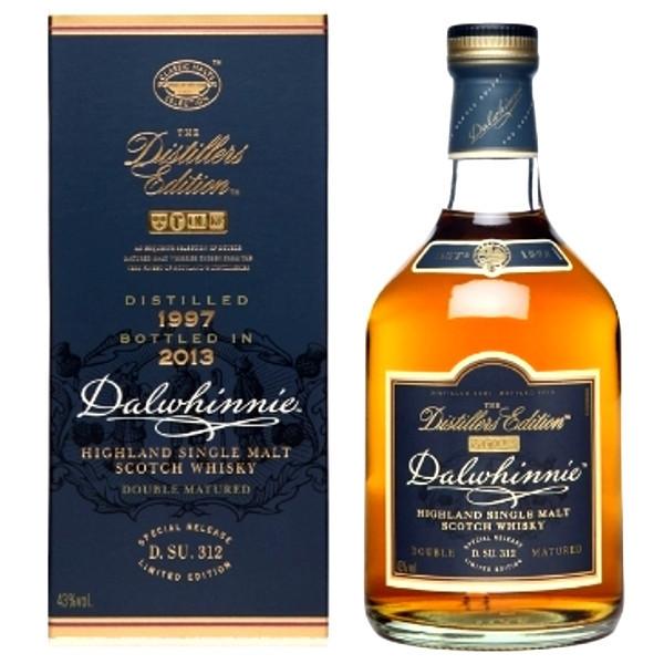 Foto Whisky 1997 con Astuccio Dalwhinnie