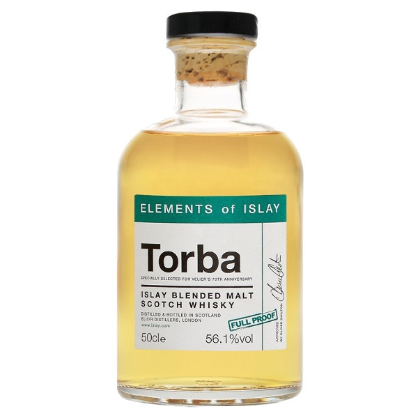 Foto Torba 70° Anniversario Whisky Elements of Islay
