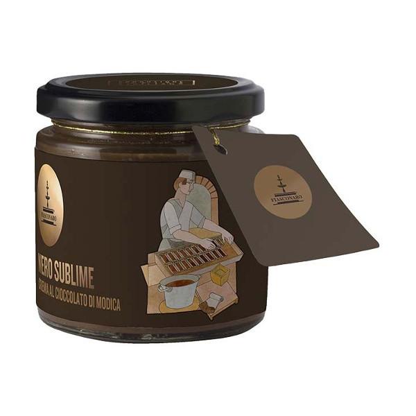 Foto Crema al Cioccolato di Modica Fiasconaro