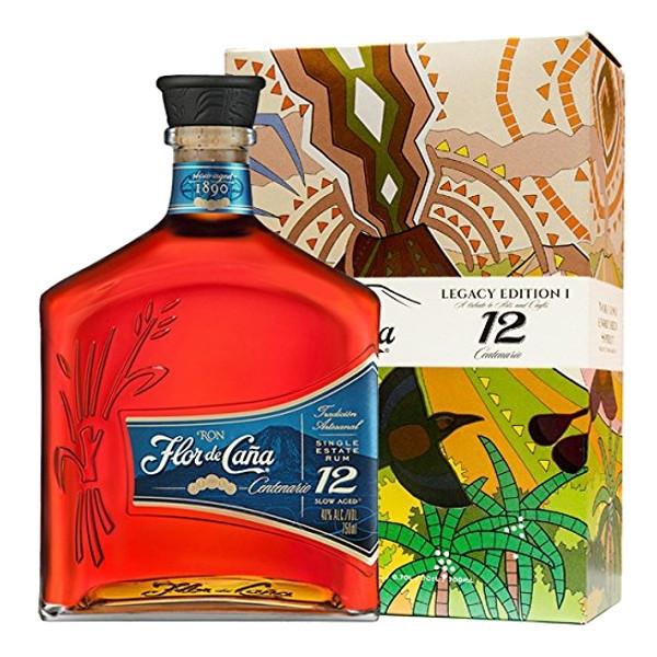 Foto Rum 12 Anni Flor de Caña