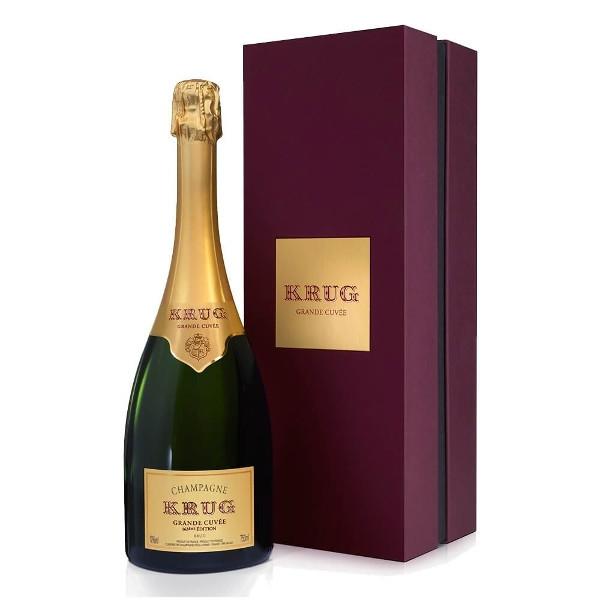 Foto Champagne Krug Grande Cuvée Brut Astucciato