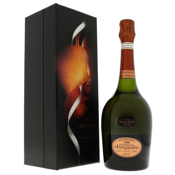 Foto Champagne Alexandra Rosé 1998 Laurent Perrier