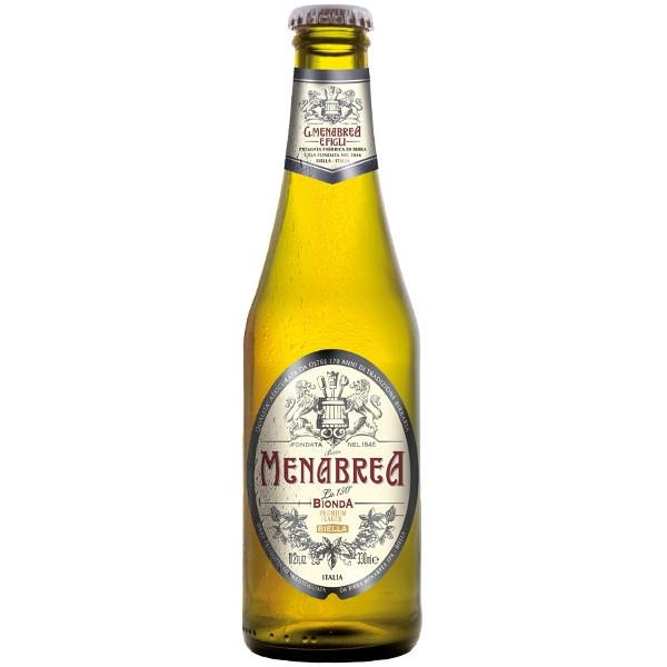 Birra Menabrea Bionda cl 33