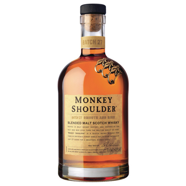 Foto Monkey Shoulder Scotch Whisky