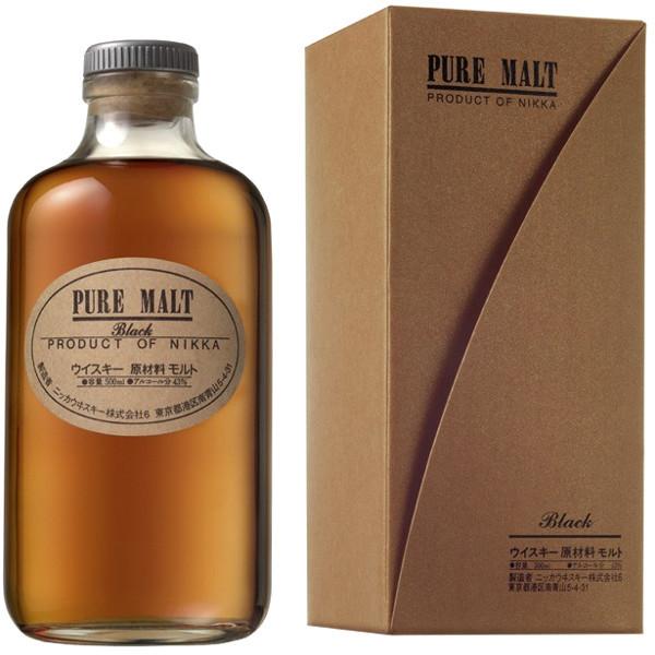 Nikka Black Whisky Giapponese