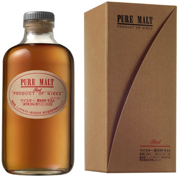 Nikka Red Whisky Giapponese
