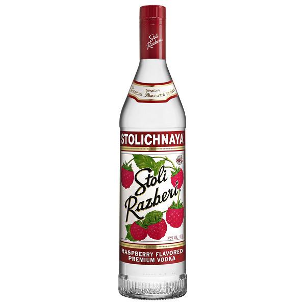 Vodka Stoli Razberi Stolichnaya