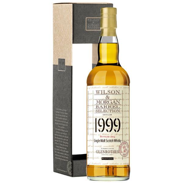 Glenrothes 1999 Whisky Astuccio Wilson & Morgan