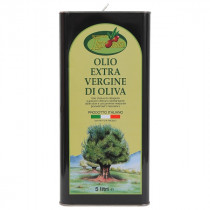 Foto Olio Extra Vergine di Oliva Ogliarola Latta 5 Lt Ligorio