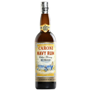Foto Caroni Navy Rum Extra Strong 90° Proof