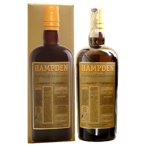 Foto Hampden Estate 46% ABV