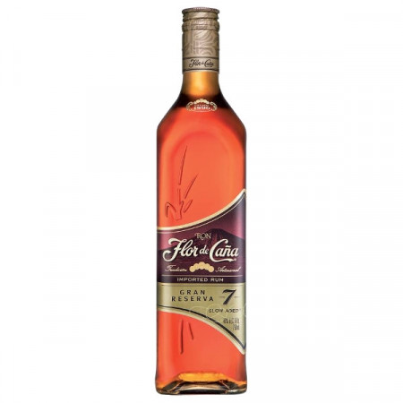 Rum Gran Reserva 7 Flor de Caña