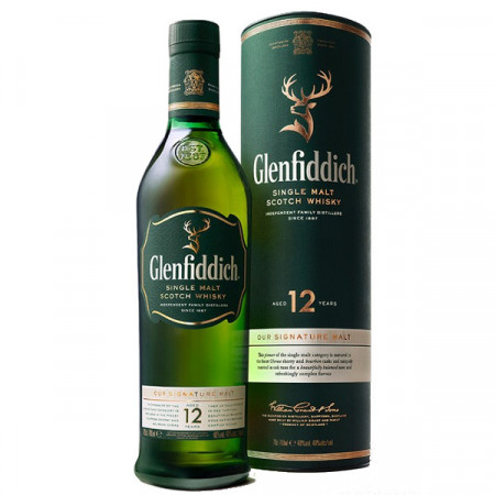 Glenfiddich 12 Anni